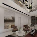 jasa desain interior living room