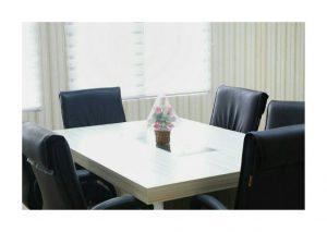 custom furniture meja meeting
