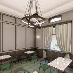 desain interior restoran