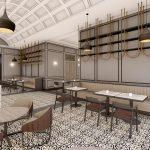 desain interior restoran hotel solo