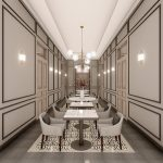 jasa desain interior restoran canting Hotel Solia Zigna Solo