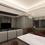 desain interior meeting room hotel
