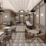 jasa desain interior restoran canting solo