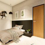 inspirasi desain interior kamar anak remaja